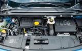 1.2-litre Renault Grand Scenic engine