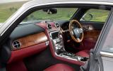 DB Speedback GT front seats