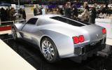 Geneva motor show: Gumpert Tornante