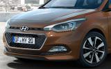 New Hyundai i20 revealed ahead of Paris motor show debut