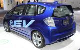 "Frankfurt show – Honda's EV ""fun"""