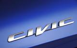 Honda Civic badge
