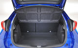 Honda Civic boot space