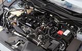 1.5-litre i-VTEC Honda Civic petrol engine