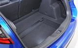 Honda Civic underfloor storage