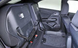 Honda Civic Magic seats