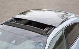 Honda Civic panoramic sunroof
