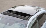 Honda Civic panoramic sunroof