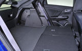 Honda Civic seating flexibility