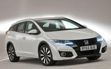4 star Honda Civic Tourer