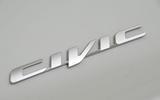Honda Civic Tourer badging