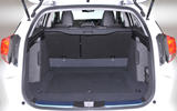 Honda Civic Tourer boot space