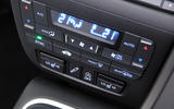 Honda Civic Tourer climate controls