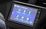 Honda Civic Tourer infotainment