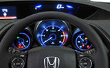 Honda Civic Tourer instrument cluster