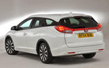 Honda Civic Tourer rear quarter
