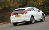 Honda Civic Tourer rear