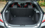 Honda Civic Type R boot space