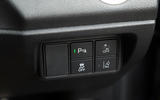 Honda Civic Type R switchgear
