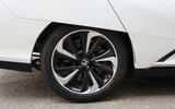 Honda Clarity FCV alloy wheels