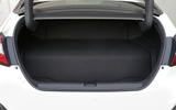 Honda Clarity FCV boot space