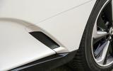 Honda Clarity FCV brake duct