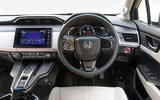 Honda Clarity FCV dashboard