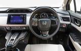 Honda Clarity FCV dashboard