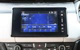 Honda Clarity FCV infotainment system
