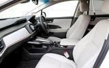 Honda Clarity FCV interior