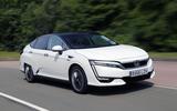 4 star Honda Clarity FCV