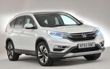 3.5 star Honda CR-V