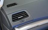 Honda CR-V air vents