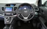 Honda CR-V dashboard
