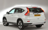 Honda CR-V rear quarter