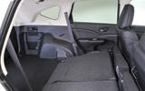 Honda CR-V seating flexibility