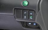 Honda CR-V switchgear