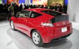 Honda CR-Z 'inspired by Lotus'