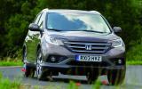 Quick News: Honda CR-V pricing, Ford's new Kuga model, Skoda discounts on Fabia