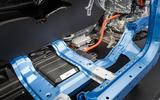 Honda FCV Clarity chassis