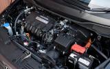 Honda Insight hybrid engine