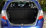 Honda Jazz boot space