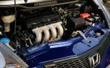 Honda Jazz 1.4-litre engine
