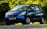 4 star Honda Jazz