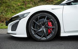 19in Honda NSX alloy wheels