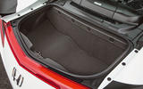 Honda NSX boot space