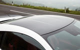 Honda NSX carbonfibre roof
