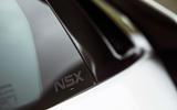 Honda NSX exterior decals