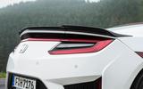 Honda NSX rear end