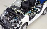 PSA Peugeot Citroen seeks partners for Hybrid Air tech